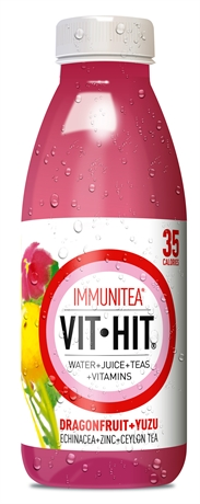 Vit Hit Immunitea 12x500ml