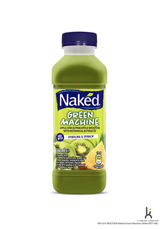 Naked Green Machine 8x360ml