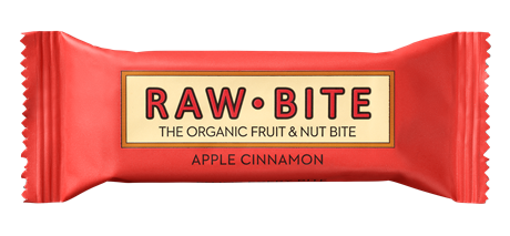 Raw Bite Apple Cinnamon 12x50gr