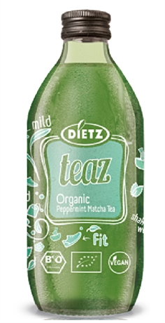 DIETZ Matcha Tea Peppermint BIO 20x330ml
