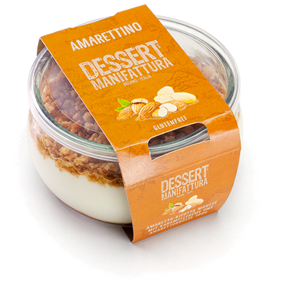 Dessert Manufaktur Amarettino 6x100g NEW