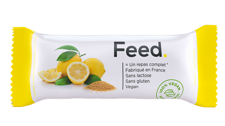 Feed Barre Citron Amarante 12x100gr NEW