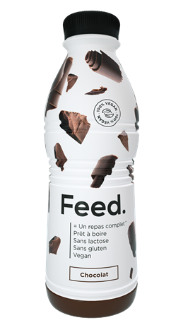 Feed Ready 2 Drink Chocolat 12x750ml NEW