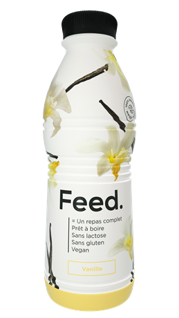 Feed Ready 2 Drink Vanille 12x500ml NEW