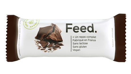 Feed Barre Chocolat 12x100gr NEW