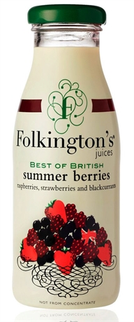 Folkingtons Berries 12x250ml