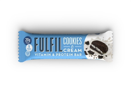 Fulfil Cookies & Cream 15x55gr