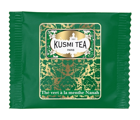 Kusmi Tea The Vert Menthe Box 55gr - 1 x 25pc