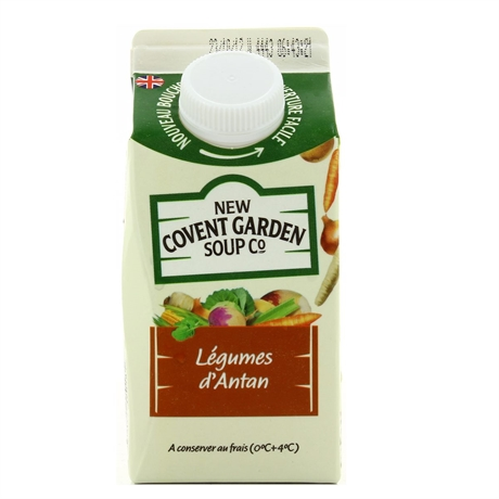 New Covent Légumes 6x600ml