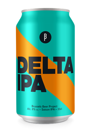 Brussels Beer Delta Cans 24x330ml