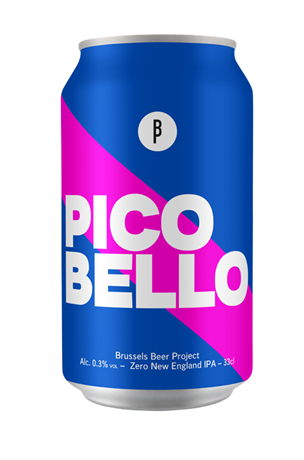 Brussels Beer Pico Bello Cans 24x330ml