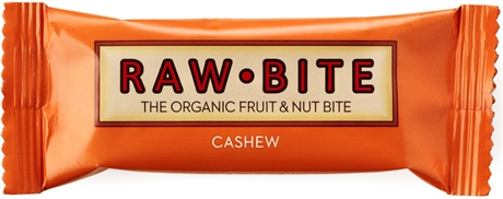 Raw Bite Cashew 12x50gr