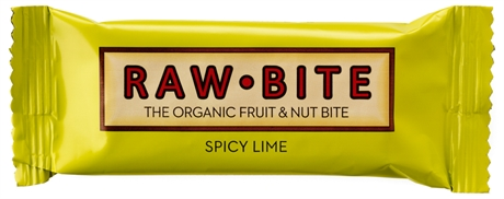 Raw Bite Lime 12x50gr