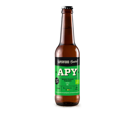 Superfood Beers APY Ipa 12x330ml BIO