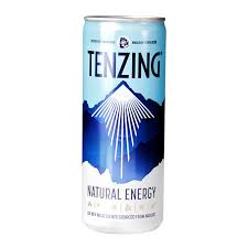 Tenzing Natural Energy 24x250ml