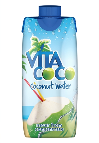 Vita Coco Eau Coco Pure 12x330ml NEW