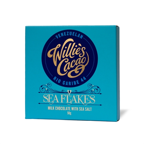 Willie's Sea Flakes 12x50gr