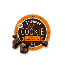 American Cookie Vrac Dark  50x62gr