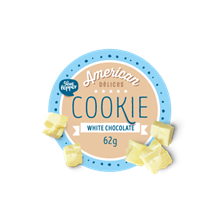 American Cookie White 12x62gr