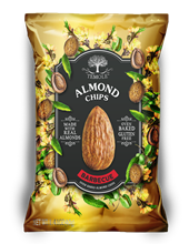 Temole Almond Chips Barbecue 24x40gr NEW