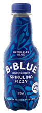 B-Blue Spirulina Drink Fizzy 12x250ml