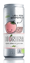 Bionina Can Pink 24x330ml