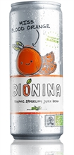Bionina Can Orange 24x330ml