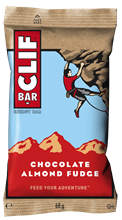 Clif Chocolate Almond Fudge 12x68gr