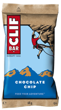 Clif Chocolate Chip 12x68gr