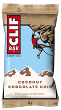 Clif Coconut Chocolate Chip 12x68gr