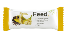 Feed Barre Banane Chocolat 12x100gr NEW