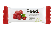 Feed Barre Fruits Rouges 12x100gr NEW