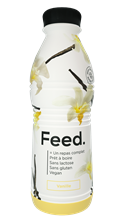 Feed Ready 2 Drink Vanille 12x750ml NEW