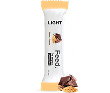 Feed Barre Light Sésame Choco 12x70gr