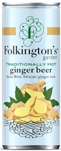 Folkington's Can Ginger 12x250ml