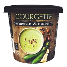Green Shoot Courgette Parmesan & Noisette 6x300ml