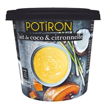 Green Shoot Potiron Lait Coco&Citronelle 6x300ml