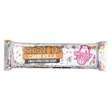 Grenade Carb Killa Bar Birthday Cake 12x60gr