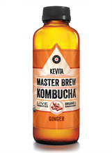 Kevita Kombucha Gingembre BIO 6x450ml NEW