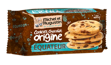 M&A Cookie Origine Equateur 10x180gr NEW