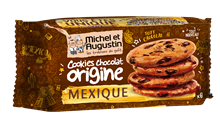 M&A Cookie Origine Mexique 10x180gr NEW