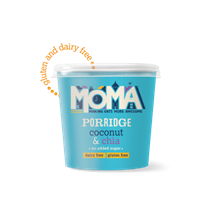 Moma Porridge Pot Coconut Chia 60gr x 12pc
