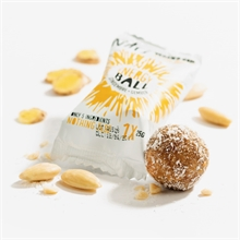 Nats Raw Ginger Energy Ball 6x25gr