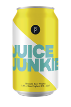 Brussels Beer Juice Junkie Cans 24x330ml