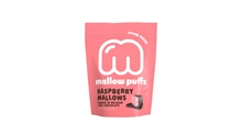 Baru Mallow Puffs Raspberry 6x100gr