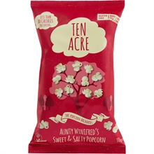 Ten Acre Pop Sweet Salty 18x28gr