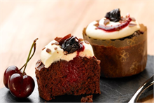 The Hand MC. MiniCakes Black Forest 12x62gr