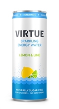 Virtue Energy Water Lemon 12x250ml NEW