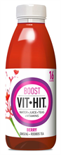 Vit Hit Boost Berry 12x500ml