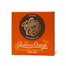 Willie's Luscious Orange 12x50gr